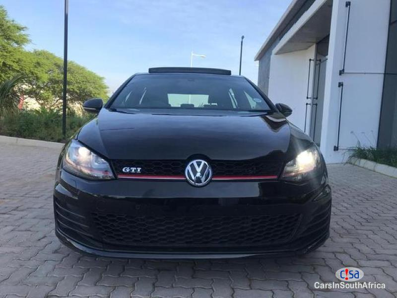 Volkswagen Golf 2.0 Lt Gti Automatic 2014 in Western Cape