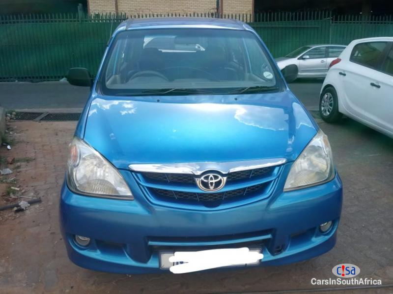 Picture of Toyota Avanza 1.5 Manual 2010