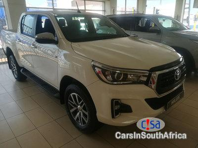 Toyota Hilux 2.8 GD-6 RB Raider DOUBLE CAB BAKKIE AUTO LG50 Automatic 2019 in Northern Cape