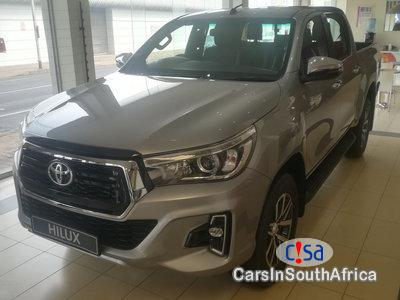 Toyota Hilux 2.8 GD-6 RB Raider DOUBLE CAB BAKKIE AUTO LG50 Automatic 2019 in South Africa