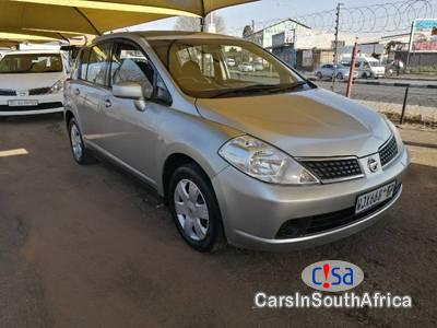Pictures of Nissan Tiida 1.6 Visia+M/T Manual 2008