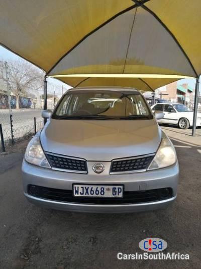 Nissan Tiida 1.6 Visia+M/T Manual 2008 in Limpopo