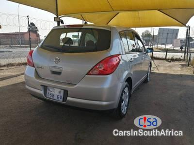 Picture of Nissan Tiida 1.6 Visia+M/T Manual 2008 in South Africa