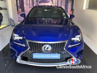 Lexus Other 2.0 RC 350 F-sport V6 Automatic 2017 in Northern Cape