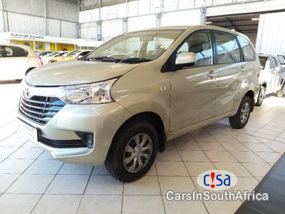 Picture of Toyota Avanza 1.5XS Manual 2017