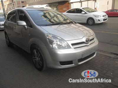 Picture of Toyota Verso 1.6 Manual 2007