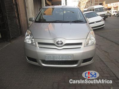 Toyota Verso 1.6 Manual 2007 in South Africa