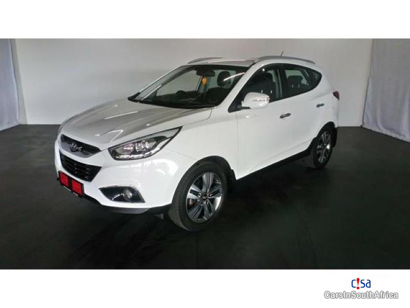 Picture of Hyundai ix35 2.0 Lt Petrol Manual 2015