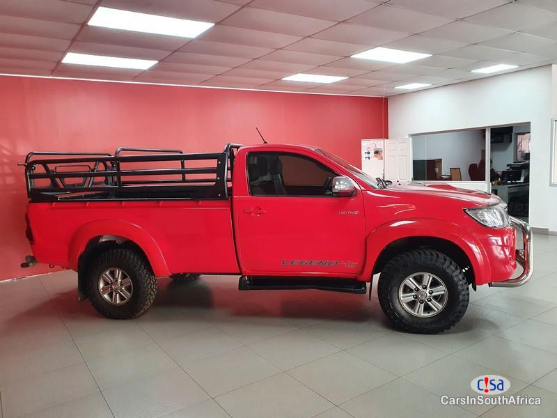 Picture of Toyota Hilux 3.0D-D Manual 2015