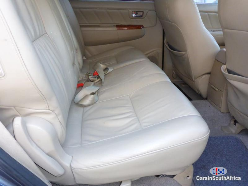 Picture of Toyota Fortuner Manual Manual 2011 in Mpumalanga