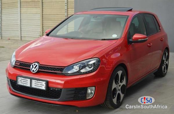 Picture of Volkswagen Golf Gti Automatic 2012