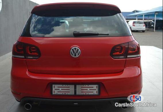 Volkswagen Golf Gti Automatic 2012 in South Africa