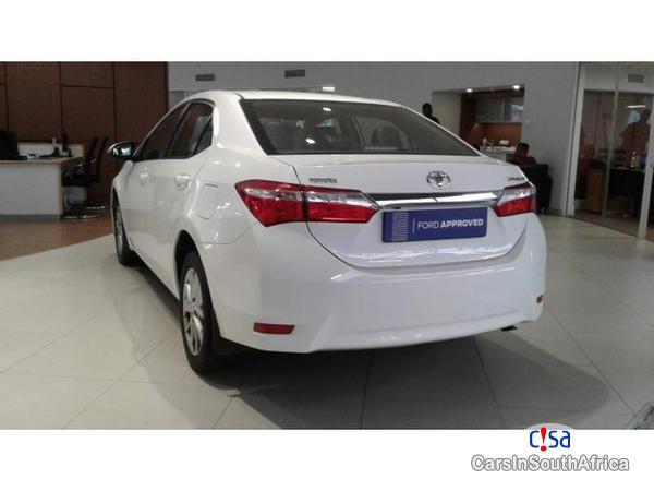 Toyota Corolla Automatic 2015 in Eastern Cape