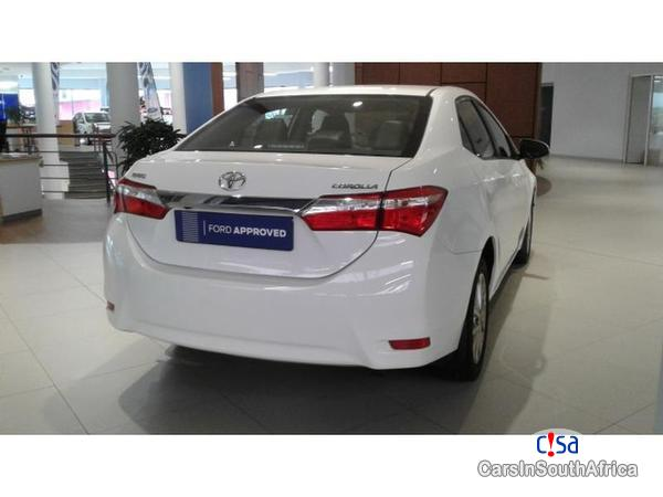 Picture of Toyota Corolla Automatic 2015 in Eastern Cape