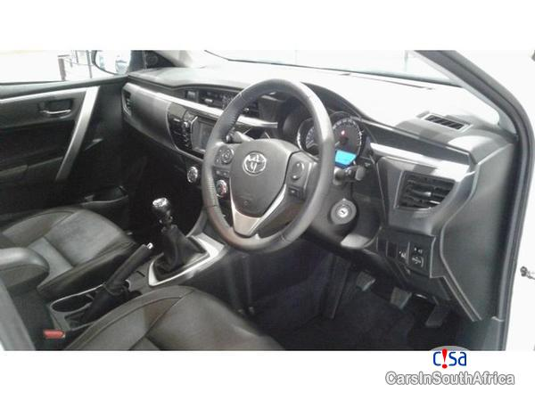 Picture of Toyota Corolla Automatic 2015 in South Africa