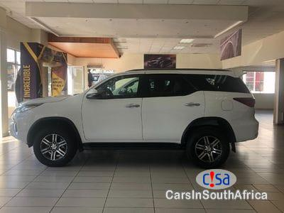 Picture of Toyota Fortuner 2.4 Manual 2018