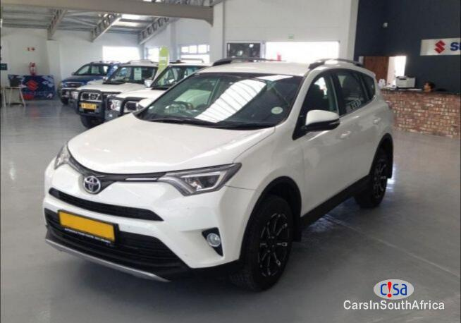 Pictures of Toyota RAV-4 Automatic 2014