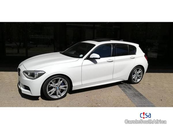 Picture of BMW 1-Series Automatic 2014