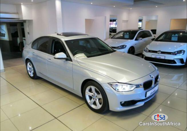 Pictures of BMW 3-Series Automatic 2008