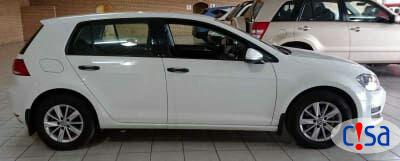 Picture of Volkswagen Golf 1.2 Automatic 2015 in South Africa