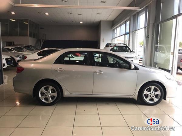 Picture of Toyota Corolla 1.6 Manual 2013