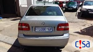 Volkswagen Polo Manual 2007 in South Africa