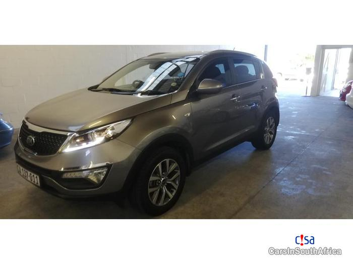 Picture of Kia Sportage Automatic 2016