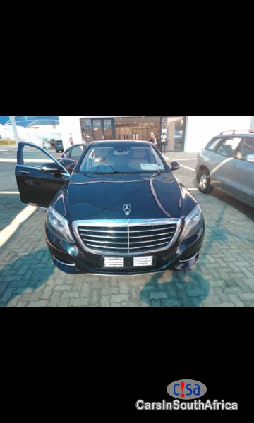 Pictures of Mercedes Benz S-Class 2.4 Automatic 2017