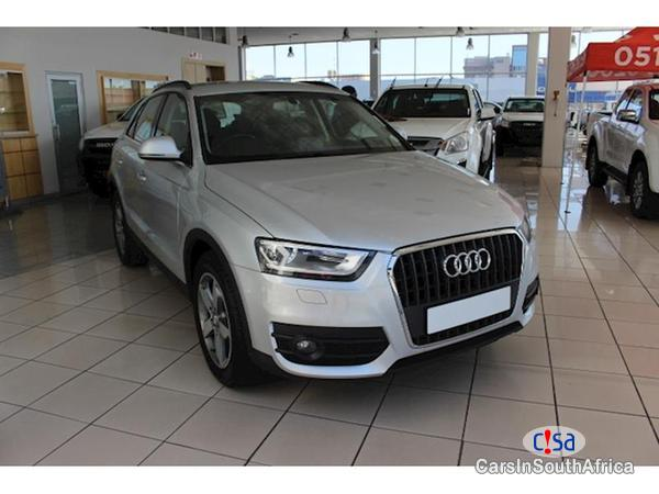 Picture of Audi Q3 Automatic 2013