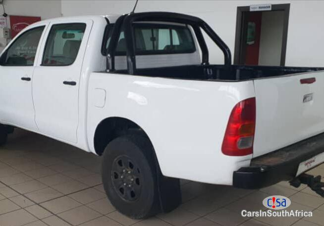 Toyota Hilux Manual 2010 in Northern Cape