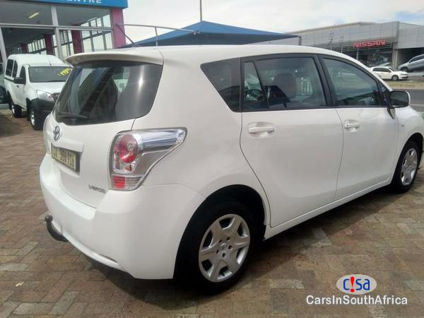 Toyota Verso Manual 2013 in Free State