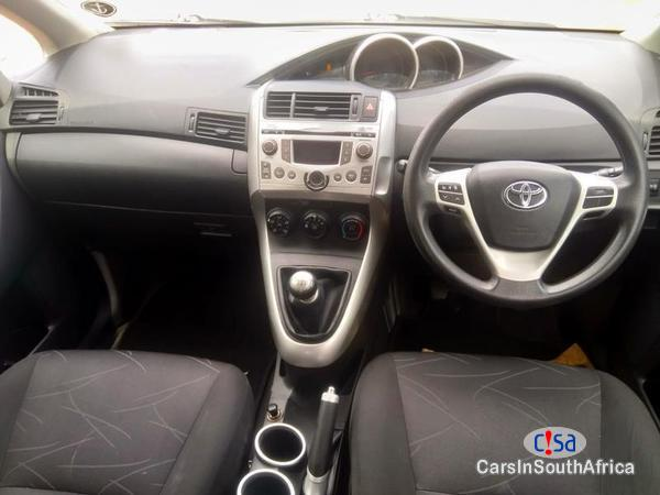 Toyota Verso Manual 2013 in South Africa