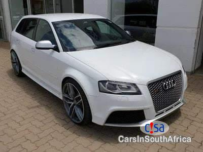 Pictures of Audi RS Automatic 2013
