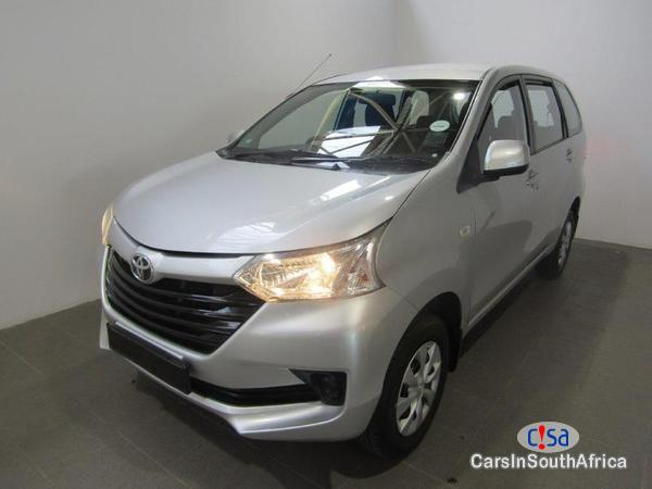 Pictures of Toyota Avanza Automatic 2016
