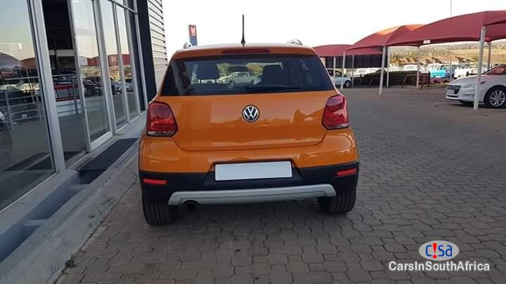 Volkswagen Polo 1600 Manual 2015 in Western Cape