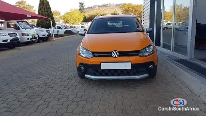 Volkswagen Polo 1600 Manual 2015 in South Africa