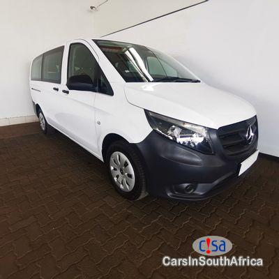 Pictures of Mercedes Benz Vito 2.5 Automatic 2018