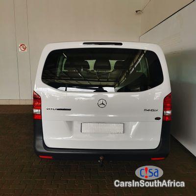 Mercedes Benz Vito 2.5 Automatic 2018