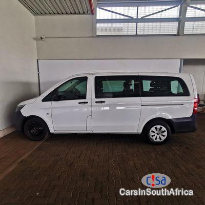 Mercedes Benz Vito 2.5 Automatic 2018 in Western Cape