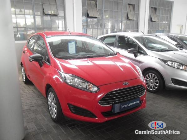 Picture of Ford Fiesta Manual 2016
