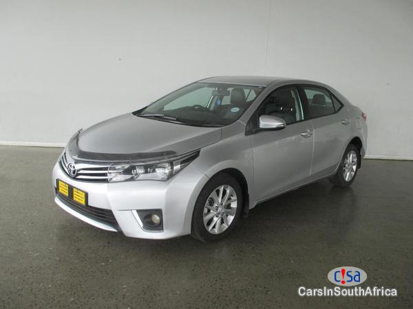 Picture of Toyota Corolla Manual 2015