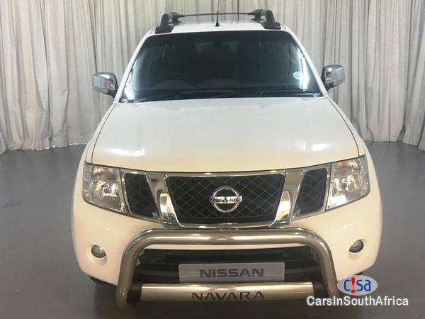 Picture of Nissan Navara Manual 2015