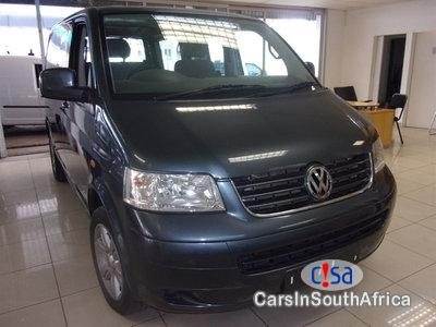 Picture of Volkswagen Transporter 2.5TDI Manual 2010