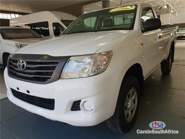 Picture of Toyota Hilux Toyota Manual 2014