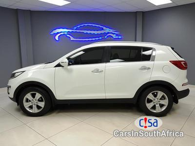 Picture of Kia Sportage 2 .0 Manual 2011