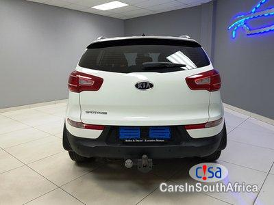 Kia Sportage 2 .0 Manual 2011 - image 3