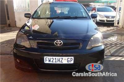 Toyota Runx 1.6 Manual 2006 in South Africa