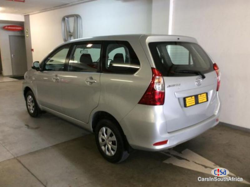 Toyota Avanza 1.5 Automatic 2015 in Gauteng