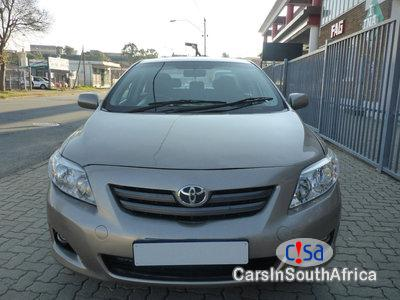 Pictures of Toyota Corolla 1 6 Manual 2010