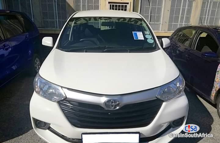 Pictures of Toyota Avanza 1.4 Manual 2017